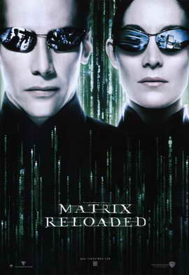 The Matrix Reloaded - 11 x 17 Movie Poster - Style B