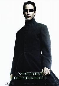 The Matrix Reloaded - 11 x 17 Movie Poster - Style F