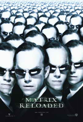 The Matrix Reloaded - 11 x 17 Movie Poster - Style K