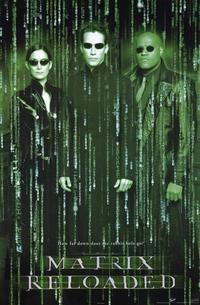 The Matrix Reloaded - 11 x 17 Movie Poster - Style L