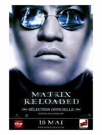 The Matrix Reloaded - 30 x 40 Movie Poster - French Style A