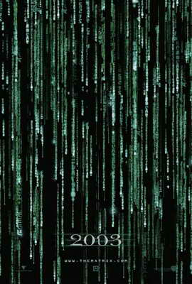 The Matrix Reloaded - 27 x 40 Movie Poster - Style C
