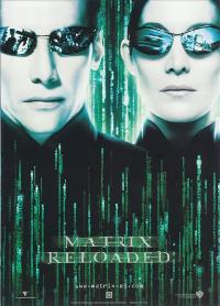 The Matrix Reloaded - 27 x 40 Movie Poster - Spanish Style B