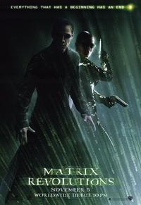 The Matrix Revolutions - 11 x 17 Movie Poster - Style A