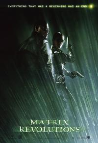 The Matrix Revolutions - 11 x 17 Movie Poster - Style B
