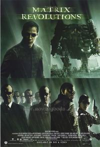 The Matrix Revolutions - 27 x 40 Movie Poster - Style A