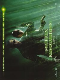 The Matrix Revolutions - 30 x 40 Movie Poster - Style A