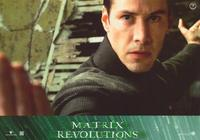 The Matrix Revolutions - 11 x 14 Poster German Style A