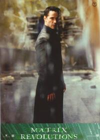 The Matrix Revolutions - 11 x 14 Poster German Style D