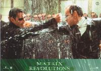 The Matrix Revolutions - 11 x 14 Poster German Style E