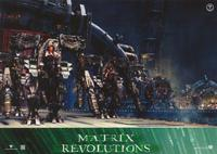 The Matrix Revolutions - 11 x 14 Poster German Style H