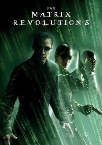 The Matrix Revolutions - 11 x 17 Movie Poster - German Style A