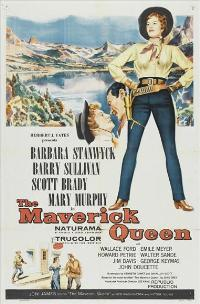 The Maverick Queen - 27 x 40 Movie Poster - Style A