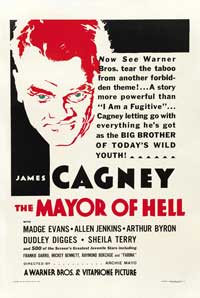 The Mayor of Hell - 11 x 17 Movie Poster - Style A