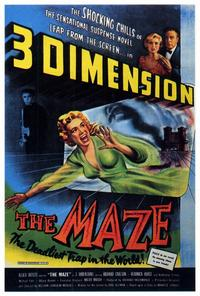 The Maze - 27 x 40 Movie Poster - Style A
