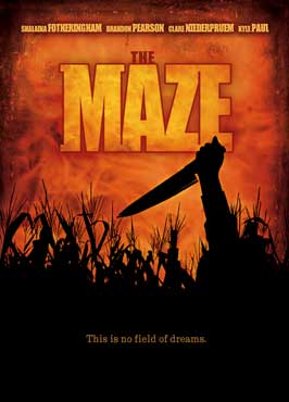 The Maze - 27 x 40 Movie Poster - Style B