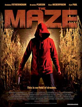 The Maze - 11 x 17 Movie Poster - Style C