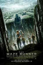 """The Maze Runner"" Movie Poster"
