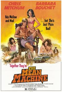 The Mean Machine - 11 x 17 Movie Poster - Style A