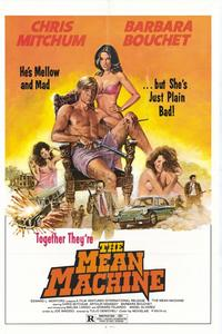 The Mean Machine - 27 x 40 Movie Poster - Style A