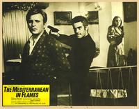 The Mediterranean in Flames - 11 x 14 Movie Poster - Style B