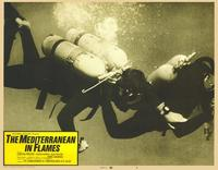 The Mediterranean in Flames - 11 x 14 Movie Poster - Style D