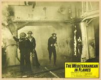 The Mediterranean in Flames - 11 x 14 Movie Poster - Style G