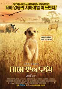 The Meerkats - 11 x 17 Movie Poster - Korean Style A