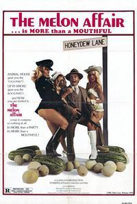 The Melon Affair - 27 x 40 Movie Poster - Style A