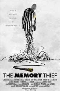 The Memory Thief - 11 x 17 Movie Poster - Style A