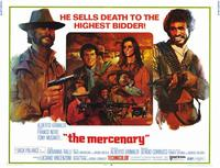 The Mercenary - 11 x 14 Movie Poster - Style A