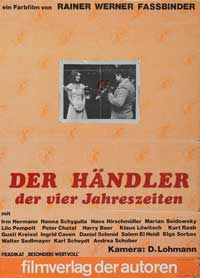 The Merchant of Four Seasons - 11 x 17 Movie Poster - German Style A