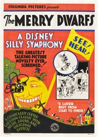 The Merry Dwarfs - 11 x 17 Movie Poster - Style A