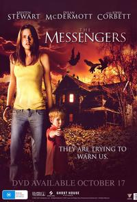 The Messengers - 11 x 17 Movie Poster - Style B