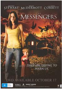 The Messengers - 43 x 62 Movie Poster - Bus Shelter Style B