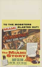 The Miami Story - 11 x 17 Movie Poster - Style A