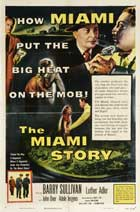 The Miami Story - 27 x 40 Movie Poster - Style A