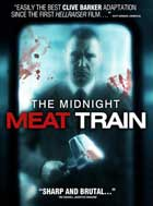 The Midnight Meat Train - 11 x 17 Movie Poster - Style E