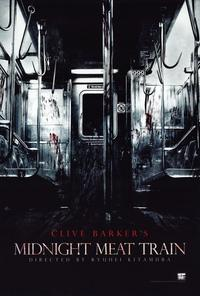 The Midnight Meat Train - 27 x 40 Movie Poster - Style A