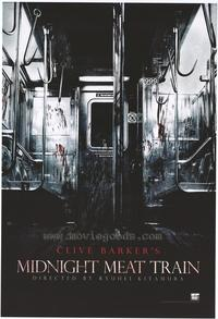 The Midnight Meat Train - 43 x 62 Movie Poster - Bus Shelter Style A