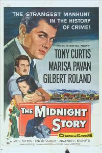 The Midnight Story - 11 x 17 Movie Poster - Style B