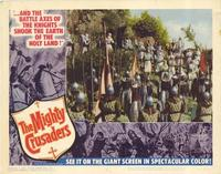 Mighty Crusaders - 11 x 14 Movie Poster - Style H