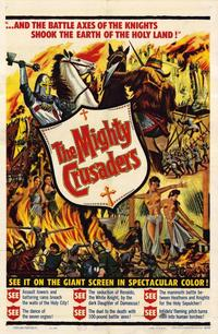 Mighty Crusaders - 11 x 17 Movie Poster - Style A