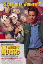 The Mighty Ducks - 27 x 40 Movie Poster - Style A