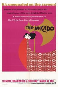 The Mikado - 11 x 17 Movie Poster - Style A