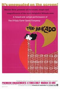 The Mikado - 27 x 40 Movie Poster - Style A