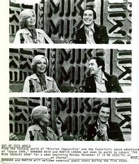 The Mike Douglas Show - 8 x 10 B&W Photo #61