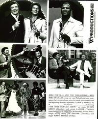 The Mike Douglas Show - 8 x 10 B&W Photo #62