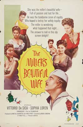 The Miller's Beautiful Wife - 27 x 40 Movie Poster - Style A