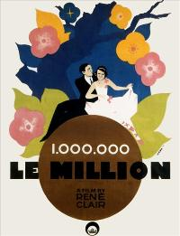 The Million - 11 x 17 Movie Poster - French Style A